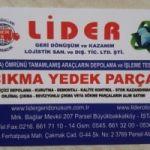 iveco daily ikinci el orjinal çıkma Kabin Arka Semeri 05456617114