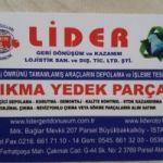 bertaraf belgesi öta İstanbul lider geri dönüşüm 05456617110