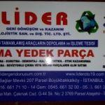İstanbul İl ve İlçe belediyelerinde ö.t.v lik hurda araç teslim yeri 02166617110