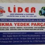 Fatih ilçe belediyesi ö.t.v lik hurda araç teslim yeri 02166617110