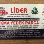İSTANBUL İLİ VE İLÇELERİ resmi hurda araç bertaraf tesisi 02166617110