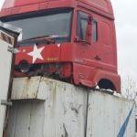 mercedes axor 3228 orjinal çıkma kabin 05327102145