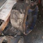 ford otosan 2524 Orjinal çıkma motor muhafazası 05327102145