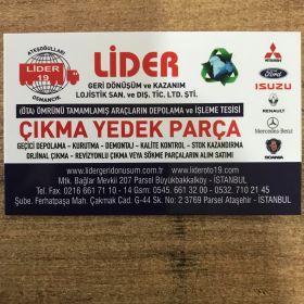 Başakşehir İlçesi isuzu npr hurdacısı,05327102145