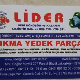 Bakırköy İlçesinde hurda Kazali ve hasar kayıtlı Araç Alım satımı.02166617110