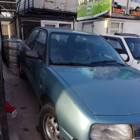 Daihatsu Applause 1992 Çıkma Motor 02166617110