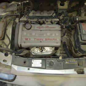 Alfa Romeo 1.6 Twin Spark Motor 021666177110