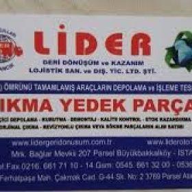 MİTSUBİSHİ COLT ÇIKMA YAĞ FİLTRESİ 0216 661 7110